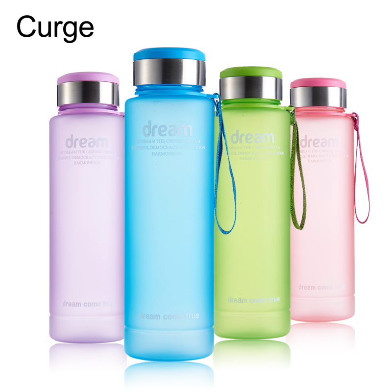CURGE 2017 Plastic Tour Water Bottle With Storage Cover Tritan Drink Water Bottles BPA free-in Water Bottles from Home u0026 Garden on Aliexpress.com | Alibaba ...  sc 1 st  AliExpress.com & CURGE 2017 Plastic Tour Water Bottle With Storage Cover Tritan Drink ...