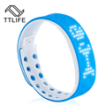 TTLIFE New TW2 Smart Watch Bracelet Smartband Phone Mate Pedometer Sleep Monitor 24h Motion Detection three anti-smart wristband