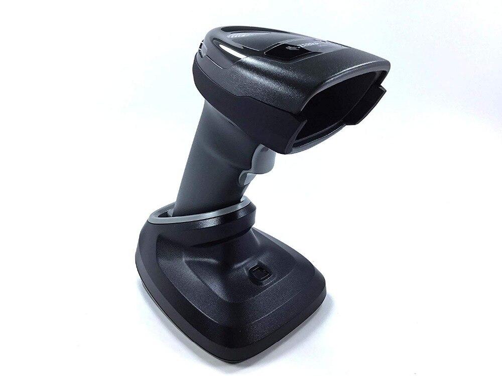 Zebra Symbol DS2278-SR bezprzewodowy 2D/1D skaner kodów kreskowych na bluetooth/kamera termowizyjna, w tym kołyski i kabel usb