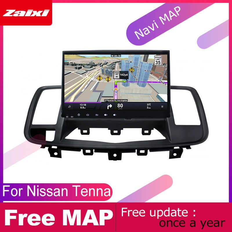 ZaiXi 2 2 喧騒プレーヤー GPS ナビナビゲーション日産アンテナ 2008 〜 2013 車の Android のマルチメディアシステム画面ラジオステレオ