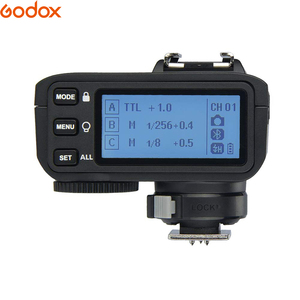 Image 2 - Godox X2T C X2T N X2T S X2T F X2T O 2.4 グラムワイヤレス TTL 1/8000s フラッシュトリガートランスミッタ Hss ニコン、ソニー、富士オリンパス