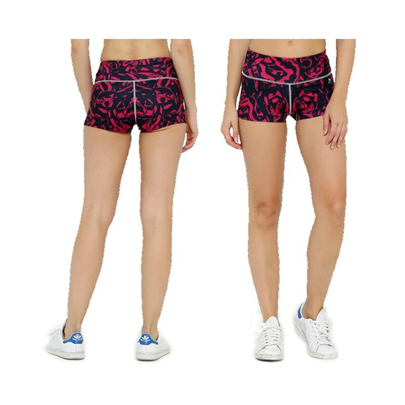 Einfach Danjeaner Frauen Sport Shorts Polyester Dünne Elastische Taille Gym Workout Bund Dünne Kurze Hosen 2019 Sommer Hot Pants Gepäck & Taschen