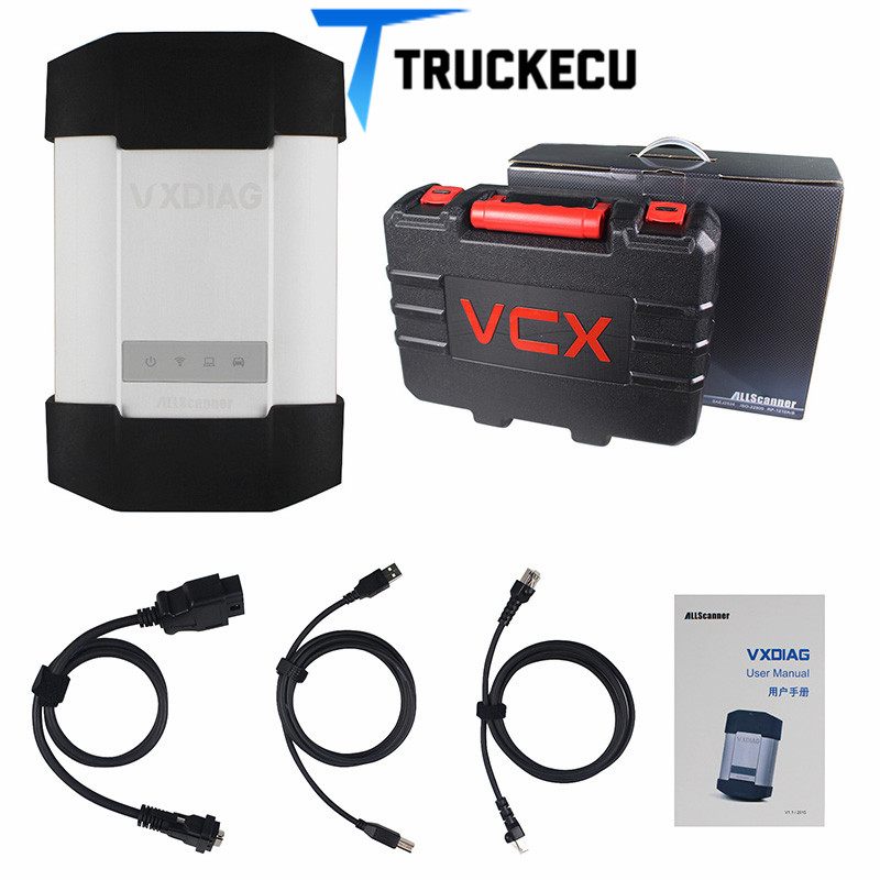 VXDIAG C6 for BENZ diagnostic scanner supports wifi replace mb sd c4 for BENZ car Diagnostic Tool xentry das wis epc with HDD