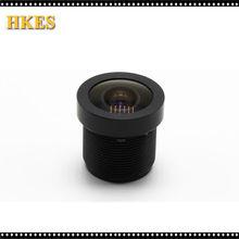 2.1mm M12 IR Board lens for CCTV Camera, 150degree horizontal viewing angle, F2.0 fixed IP CAMERA AHD