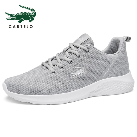 CARTELO 2019 New Mesh Couple Casual Shoes Men Women Comfortable Men Shoes Lightweight Breathable Walking Sneakers Lahore