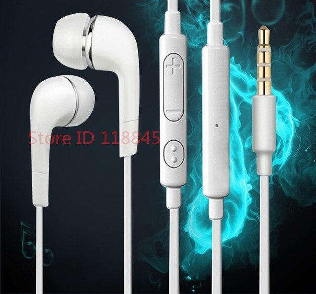 a99ac692159 VSKEY in-ear auriculares con micrófono y Control de volumen para Samsung  Galaxy Huawei Xiaomi