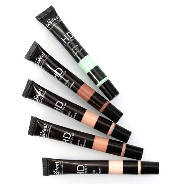 14 Colors Professional Base Makeup Cover Face Foundation Concealer Contour Cover Palette Waterproof Face Primer Cosmetic