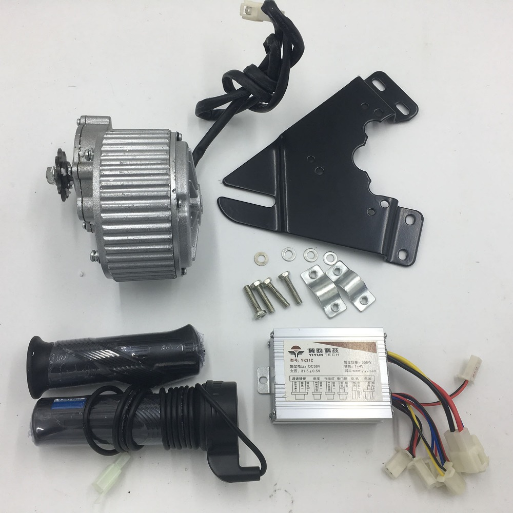 DIY 24V 36V 450W electric motors for ebike electric bicycle kit electric bike conversion kit powerful electric bike parts 36v 48v 450w electric bicycle e bike