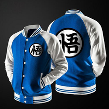 Dragon Ball Z Cosplay Goku Kame Hoodie Sweatshirt