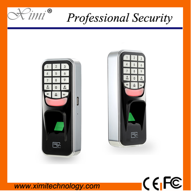 USB communication biometric fingerprint access control with RFID card reader standalone door access controller F801 m80 fingerprint and rfid card access controller standalone biometric fingerprint door access control system with card reader