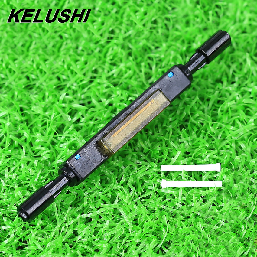 KELUSHI  5pcs / Lots L925B Bare Fiber Optic Drop Cable Splice Mechanical Splice Sub Docking Connector