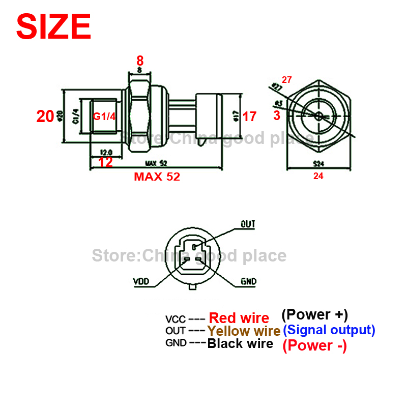 Perfect Pressure Transducer Wiring Diagram Crest - Electrical ...