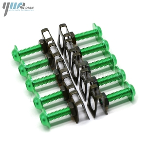 Image 5 - 10 pieces 6mm motorcycle fairing body screws for suzuki gsf 600 sv650s  bandit 400 drz 400 gsr dl 650 TL1000R  SV1000 S