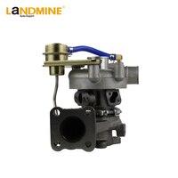 Бесплатная доставка Hiace Hilux Landcruiser 2l t Двигатели для автомобиля Турбокомпрессоры 17201 64090