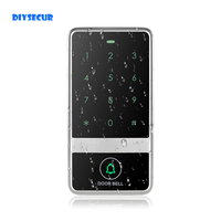 DIYSECUR Waterproof 8000 Users Touch Keypad 125KHz RFID Reader Access Controller For House / Office / Home Improvement