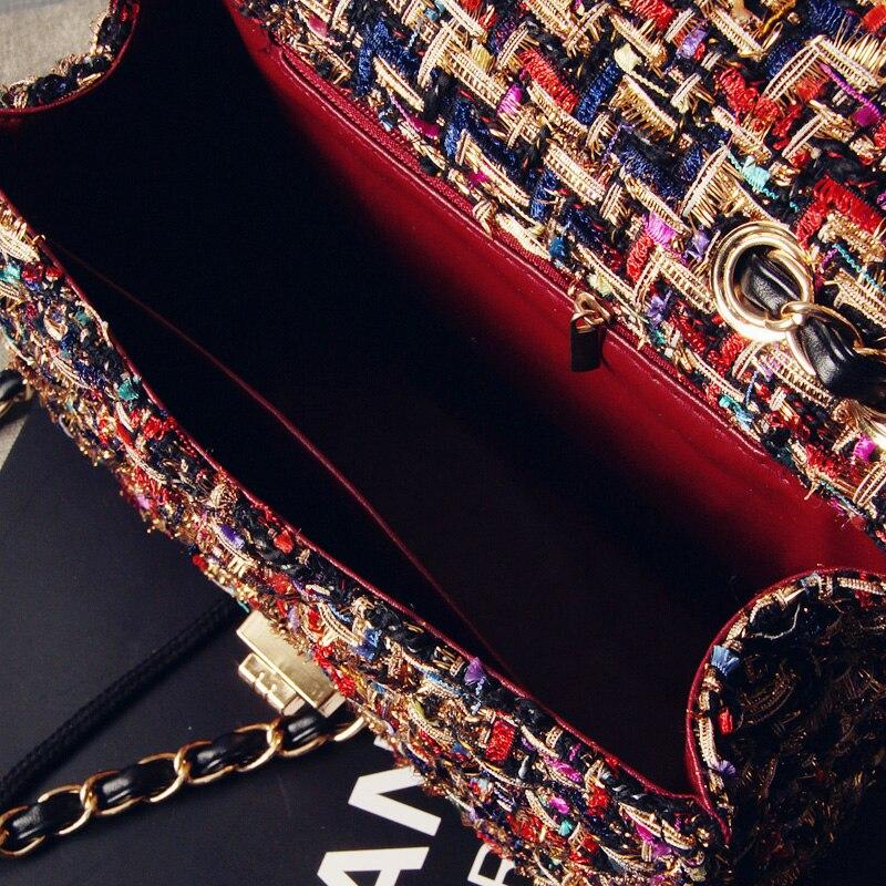BESPLATNA DOSTAVA 2016 nova torba moderan vuneni zaključavanje mali - Torbe - Foto 4
