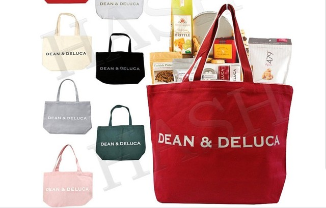 Limited Edition Deluca Canvas Bag Small Large Dean