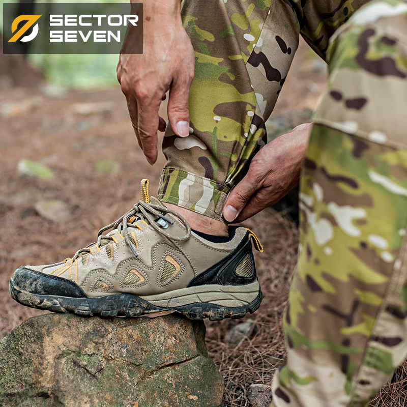 Sektor Sieben Männer Tarnung Militärische Taktische Hosen Cargo - Herrenbekleidung - Foto 4