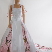 f39bea0d8e straps pink camo wedding dresses 2018 camouflage bridal gowns vestido de  noiva custom make size 0