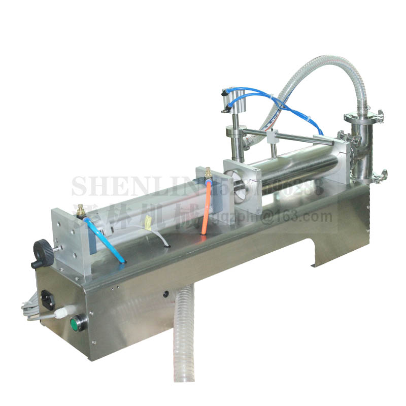 Töltőgép folyadék töltőanyag pneumatikus 0.6MPa 100/300 / 500ml - Szerszámkészletek - Fénykép 4