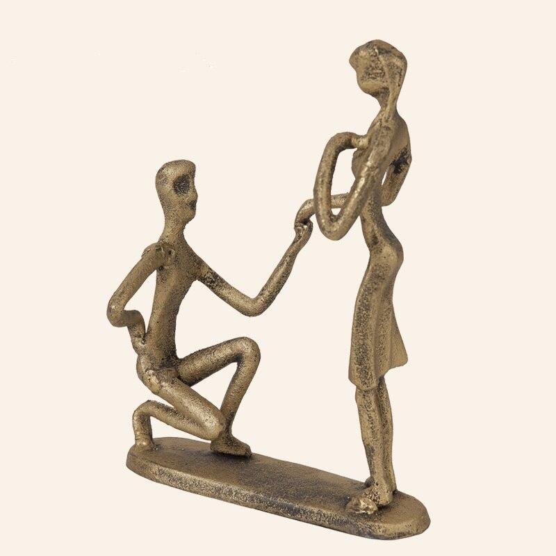Cadeau bronze pour anniversaire mariage