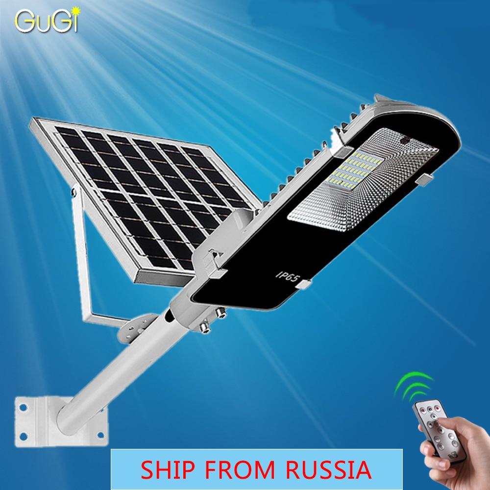 Открытый Солнечный свет водостойкий большая солнечная панель Пульт светодио дный дистанционного управления яркие светодиодные уличные фо...
