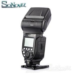 Image 3 - Yongnuo YN968EX RT HSS E TTL אלחוטי פלאש Speedlite עבור Canon 850D 800D 760D 750D 80D 77D 7D 5DS 600EX RT YN E3 RT YN 600EX RT