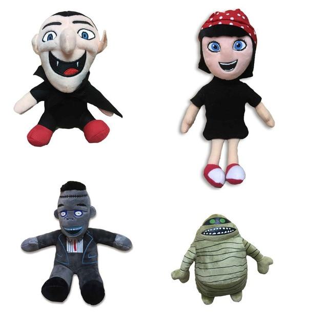 20cm Children Plush Toys Movie Hotel Transylvania 2 Mavis Frankenstein Dracula Murray The Mummy Doll Toy
