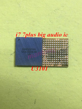 5 adet/grup U3101 338S00105 iphone 7 7plus için büyük ana ses codec ic chip CS42L71