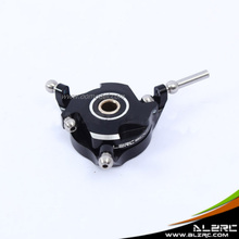 Alzrc Devil 450 parts D45F10 SDC CCPM Metal Swashplate – Black ALZrc 450 RC Helicopter t-REX 450 Spare Part FreeTrack Shipping