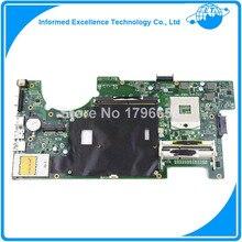 For Asus G73SW motherboard 3D 4 Ram Slots 60-N3IMB1000-C08 B08 69N0K9M11B08 90R-N3IMB1000Y HM65 REV:2.0 Laptop MAIN board