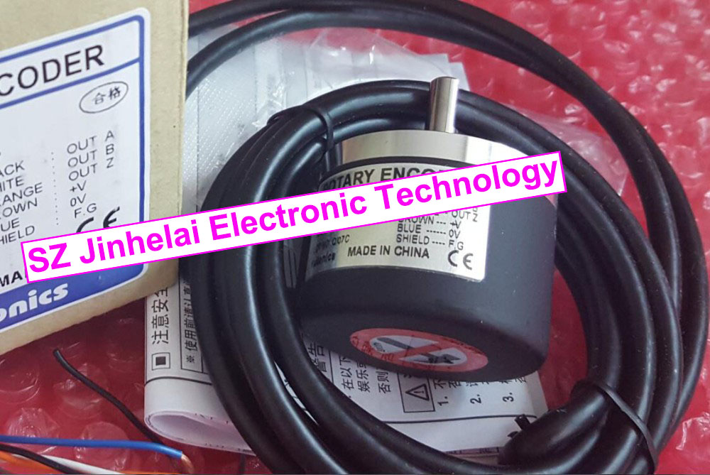 100% New and original E40S6-360-3-N-24 AUTONICS Encoder 100% new and original e50s8 360 3 n 24 autonics encoder