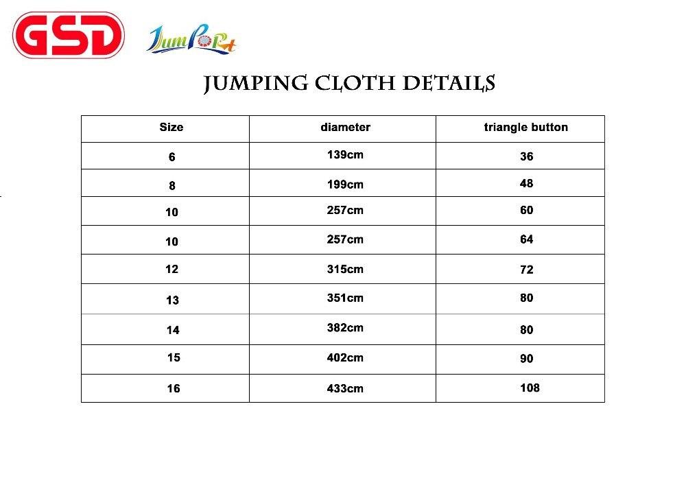 robustes lot de 6 / en m/étal galvanis/é 13,98/cm/ A-non Ressorts de rechange pour trampoline