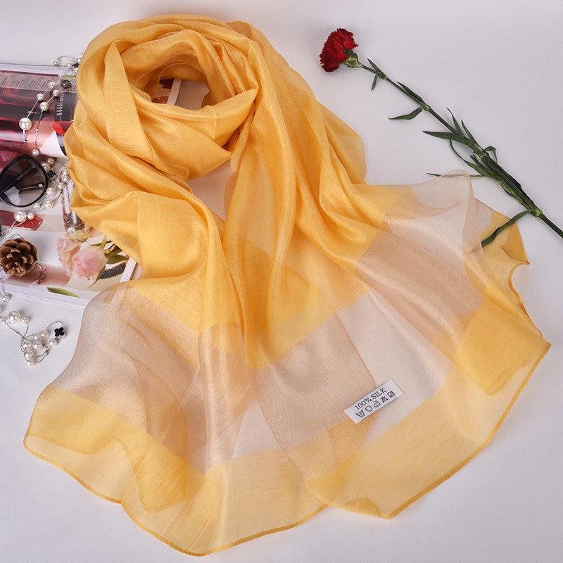 Luxury Women Shawl Beach Towel Solid Organza Soft Female Ladies Wrap Sunscreen Bandana Head Scarf Bufandas Foulard Hijab Stole