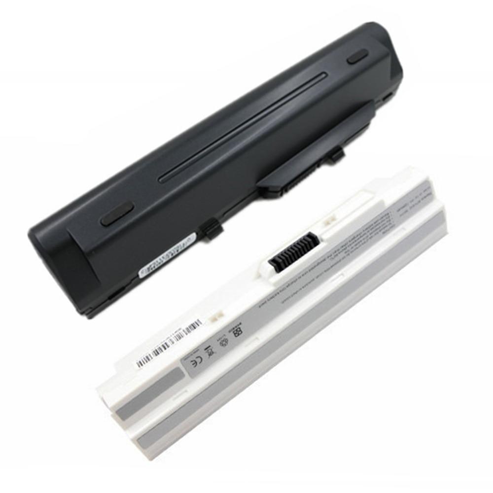 7800mAh for MSI Laptop battery Wind U90 U100 U100X U110 U115 U120 U123 4211 4212