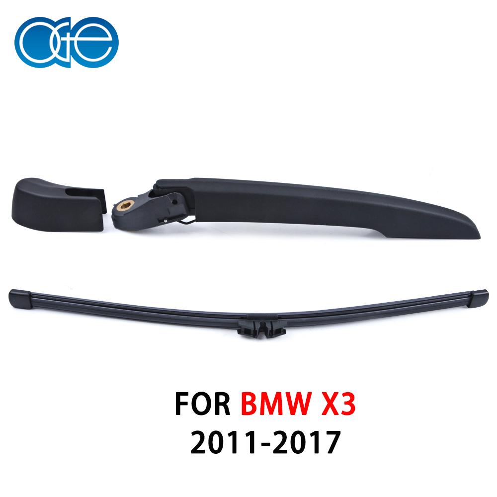 OGE Premium Rear Wiper Arm and Blade For BMW From 2011 to 2017 Windshield Car Auto Accessories(China)