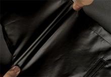 PU Leather Slim Pencil Leggings