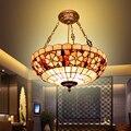 Европейская пасторальная Морская раковина в средиземноморском стиле  подвесной светильник для гостиной  кухни  столовой