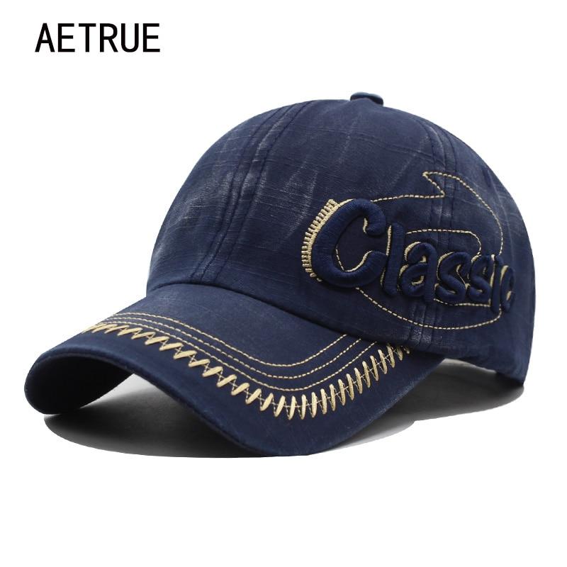 New Brand Baseball Cap Classic Men Casquette Women Snapback Caps Bone Hats For Men Washed Vintage Hat Gorras Baseball Cap 2019