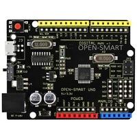 OPEN-SMART Micro UNO ATMEGA328P Development Board for Arduino UNO R3 Improved version driver chip is CH340G, 5V /3.3V compatible