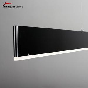 Image 2 - Dragonscence, новый современный светодиодный подвесной светильник для гостиной, столовой, бара, кухни