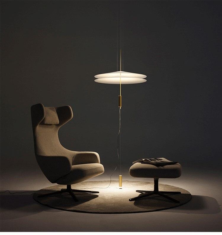 HTB1PmhYemWD3KVjSZSgq6ACxVXad - Modern Acrylic LED Pendant Light Shadow Dining Room Kitchen Light Designer Hanging Lamps Indoor Lighting