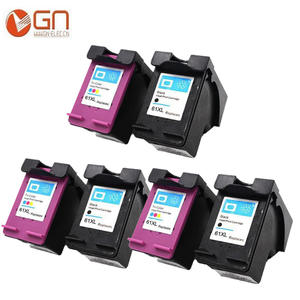 J110a J210a J310a GN 61XL Refilled Ink Cartridge replacement for HP 61 XL