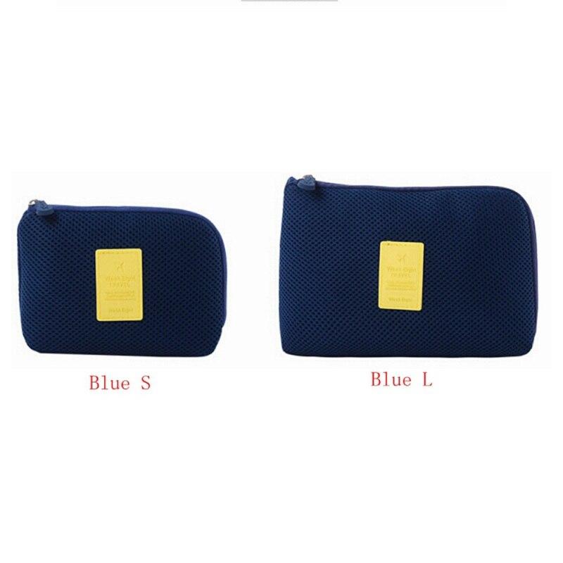 Mode Organisator System Kit Case Draagbare Opbergtas Digitale Gadget - Home opslag en organisatie - Foto 2