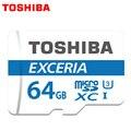 Toshiba Карты Памяти Карта Micro Sd 16 ГБ 32 ГБ 64 ГБ 128 ГБ класса 10 90 МБ/с. Microsd TF карта UHS1 U3 Флэш-накопитель Флэш-Поддержка 4 К