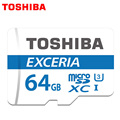 Toshiba Memory Cards Micro SD Card 16GB 32GB 64GB 128gb class 10 90mb/s Microsd TF card UHS1 U3 Pen drive Flash Support 4k