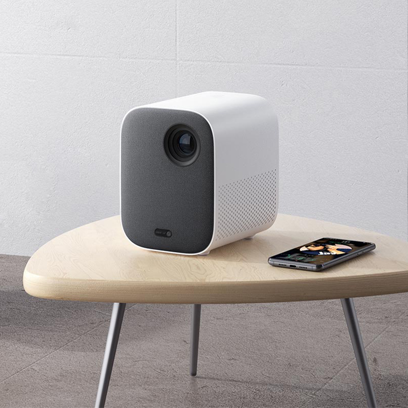 Xiaomi Mijia Mini portable Projector Mount Projection 1080p projector 500 ANSI lumens MIUI TV HDR10 2.4G / 5G WiFi