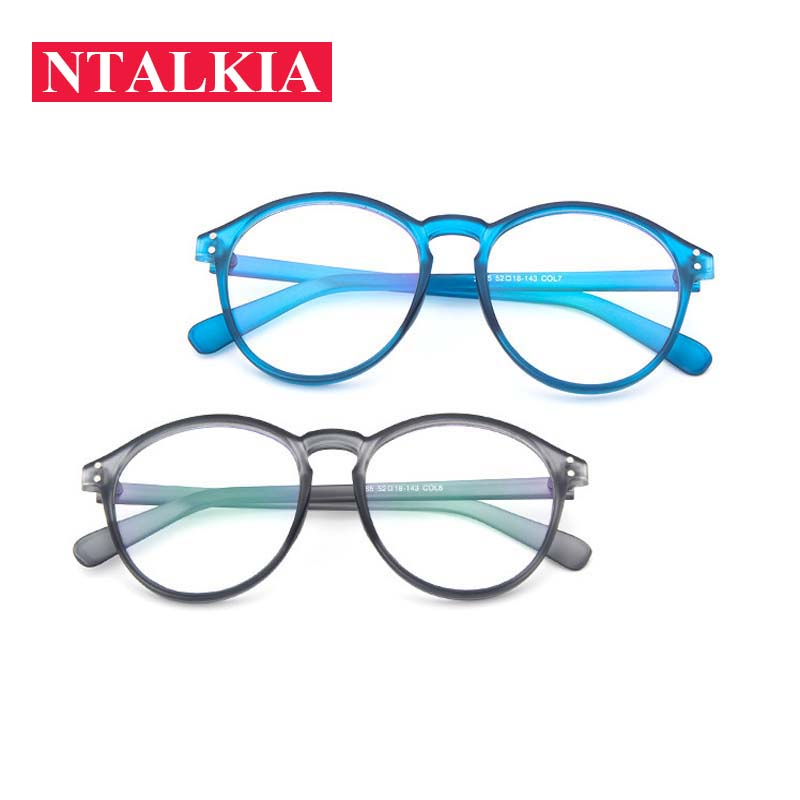 2018 Günstige Optische Linse Brillengestell Frauen Cat Eye Brillen Männlichen Anti-müdigkeit Computer Lesebrille Brillen Brille Dauerhafter Service