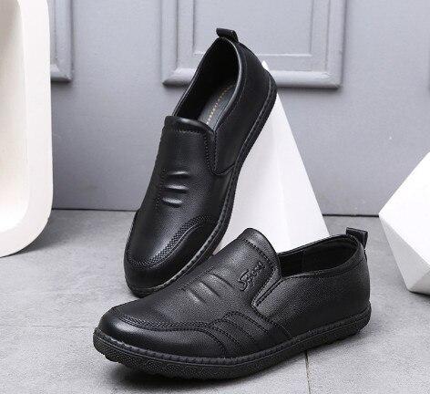 Мужская Мода чистая обувь Повседневное Для мужчин обувь полет сплетенный дышащая модная обувь