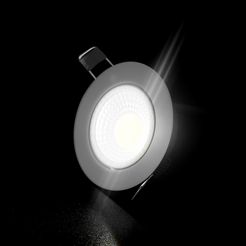 ac110v 10 pcs dimmable levou downlight cob